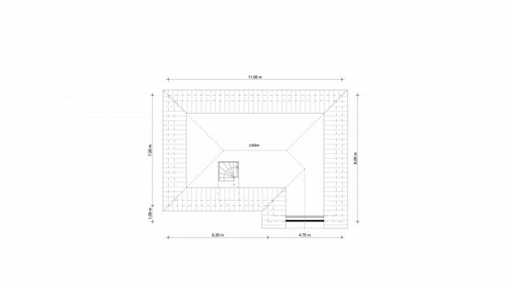 Buitenplaats / Type A & B / kavel 996